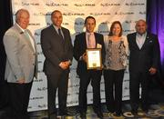 Honoree Andres del Corral of Blanca Commercial Real Estate.