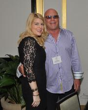 Honoree Duree Mellion Ross of Duree & Co. with her father Micheal Mellion.