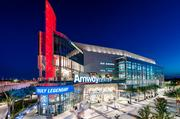 Amway Center in Orlando, Fla., home to the Orlando Magic, is the third-newest major sports venue in North America. It opened in October 2010.