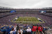 MetLife Stadium in East Rutherford, N.J., home to the New York Giants and New York Jets, opened in April 2010, making it the fifth-newest major sports stadium in North America.