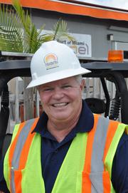 Christopher Hodgkins VP of PortMiami Tunnel developer MAT Concessionaire.