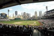 PNC Park on Pittsburgh's North Shore, home to the Pirates, has been open for only 12 years, but already has fallen to 34th in age among the 110 major sports venues in North America. It opened March 31, 2001.