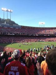 Candlestick Park in San Francisco, home to the San Francisco 49ers, was opened in 1960. Of the 110 major sports venues in North America, only four are older. It will be replaced by Levi's Stadium, currently under construction in Santa Clara, Calif., for the 2014 NFL season.