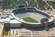 Lambeau Field in Green Bay, Wisc., home to the Green Bay Packers, was opened in 1957. Of the 110 major sports venues in North America, only three are older.
