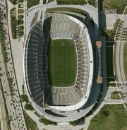Soldier Field in Chicago, home to the Chicago Bears, was opened in 1924. Of the 110 major sports venues in North America, only two are older.