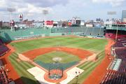 Fenway Park in Boston, home to the Boston Red Sox, opened in 1912. It is the oldest of the 110 major sports venues in North America.