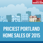 Here's who bought the 15 most-expensive homes sold in Portland in 2015
