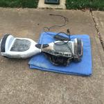 Hoverboard 'bursts into flames' in Cary. What you need to know
