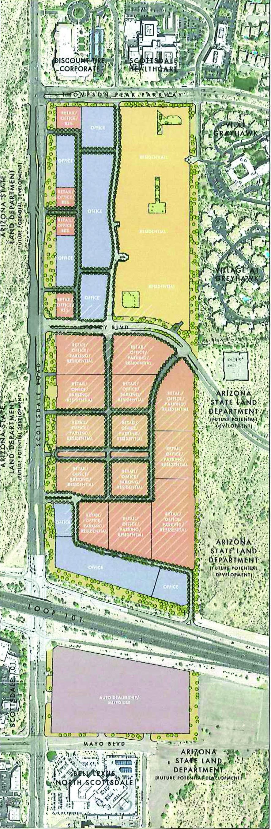DMB seeks to build higher, add 1 million square feet at One