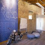 Cool Offices: Restored historic features and a Harley make <strong>Scott</strong> <strong>Petinga</strong> Group's North Loop space stand out (Photos)