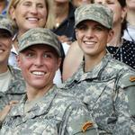 MILITARY: Army names its first female infantry officer