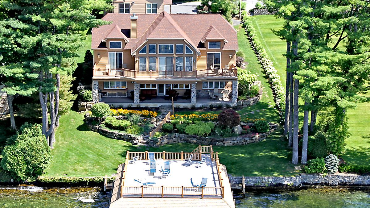 Super Lake George Waterfront Sees 18 Homes Sell For 1 Million Or Interior Design Ideas Apansoteloinfo