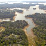 Lake Lanier water levels reach 5-year high