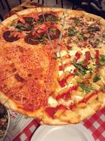 Mulberry Street Pizzeria offers New York style pizza in the heart of Beverly Hills
