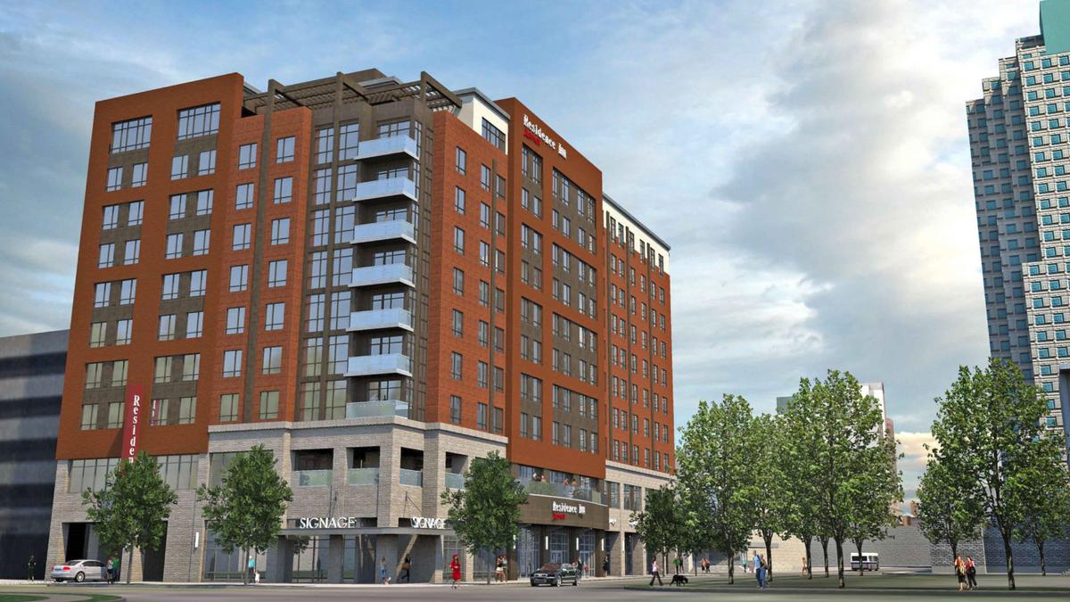 Groundbreaking Event Scheduled For Residence Inn By Marriott In Downtown Raleigh Triangle Business Journal