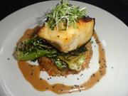 Chilean Sea Bass at Mr. Peeples