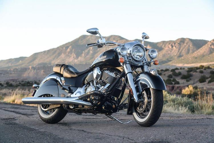 2014 Indian Chief Classic made its historic debut at Sturgis on August 3 (starting at $18,999)