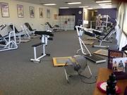 A Curves fitness center opened in the Sunrise Village shopping center in Citrus Heights. Denise Jacks, who worked for Curves as a circuit trainer for four years, bought the unprofitable franchise and moved it over from Greenback Lane across from Sunrise Mall.