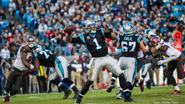 82ca21c8c5c How Carolina Panthers QB Cam Newton can take it to the next level ...