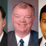 Three Republicans battle for Bucks County seat in Congress