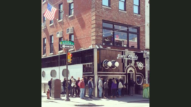 Jim's Steaks South St. was named the champion of the Philadelphia Business Journal's Cheesesteak Madness.