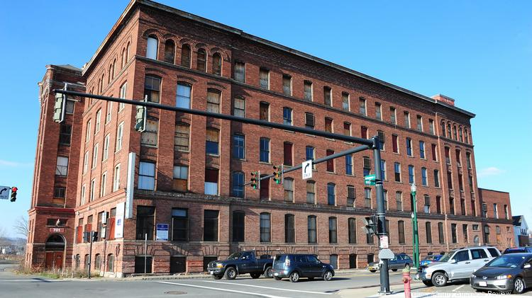PAZ Healthcare of Poughkeepsie buys former clothing factory
