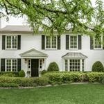 Home of the Day: Picturesque Greek Revival in Greenway Parks
