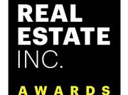 The Best in Real Estate Inc. award winners were named Thursday.