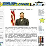 A local sheriff has died
