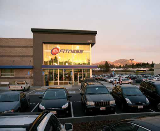 A local investor paid $23 million for the 24 Hour Fitness Super Sport club at 2800 North Main St. in Walnut Creek.
