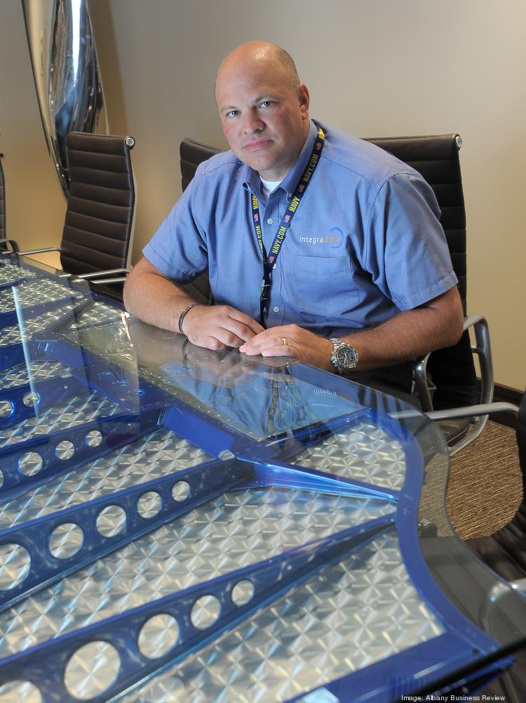 David Prescott of David Prescott, CEO and founder of Integra Optics.