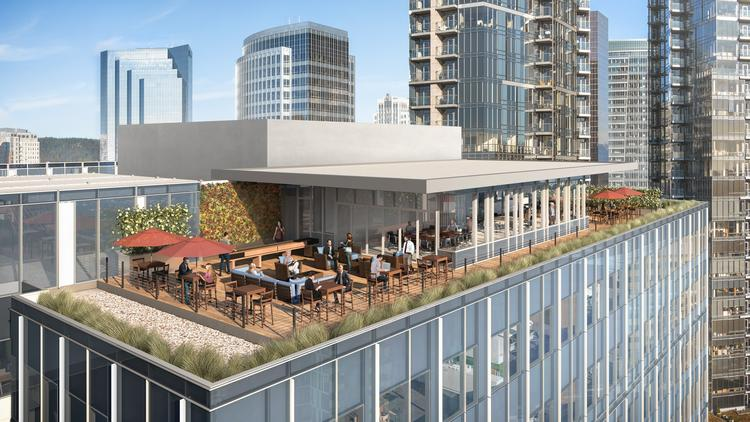 office project in downtown bellevue lands  95 5m construction loan