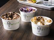 Shake Shack's concretes are made from frozen custard.