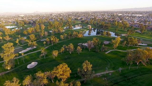 Grand Canyon University Unveils 10m Golf Course In West