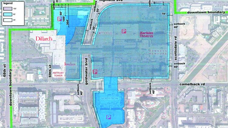 Macerich goes high-rise at Scottsdale Fashion Square