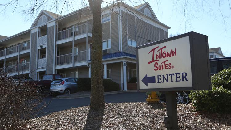 Intown Suites Of Atlanta Operates This Extended Stay Hotel In Charlotte
