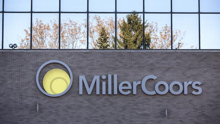 MillerCoors has administrative offices and a major brewery in Milwaukee.