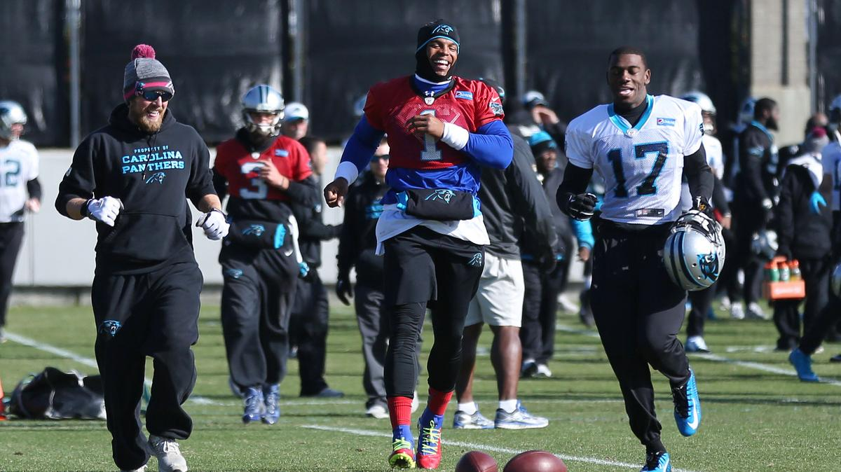 TV, merchandise, tickets all trending up for Carolina Panthers