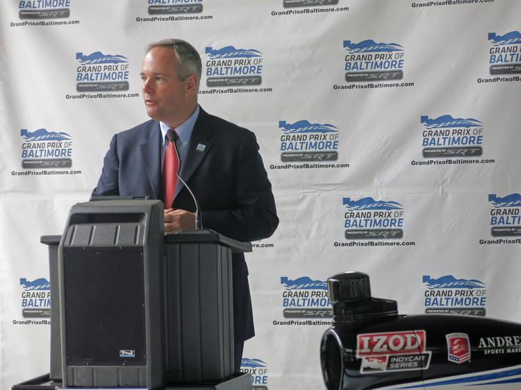 Tim Mayer is general manager of the Grand Prix of Baltimore.