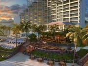 This rendering shows the new Four Seasons Resort Oahu at Ko Olina Resort, which is set to open this spring.