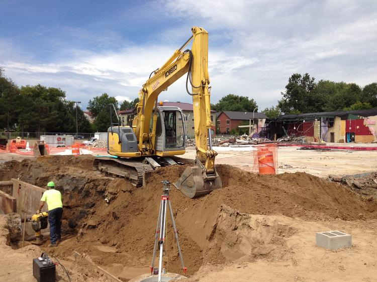 Crews have started clearing land for a 149-room hotel in Saratoga Springs, NY.  DCG Development Co. of Clifton Park, is in charge of the project.
