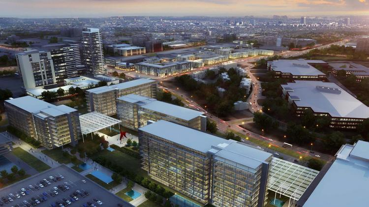 A First Look At Jp Morgan Chase S New Regional Campus At