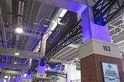 A redesigned lower concourse was influenced by the brick and steel look of the M&T Bank Stadium exterior and Camden Yards.