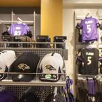 Ravens <strong>gross</strong> $120,000 at first outlet sale event