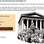Dayton nonprofit raises $160K for <strong>Lincoln</strong> statue