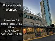 Whole Foods Market plans to open a second Winter Park store and is working on a store in Altamonte Springs. Click here to read more.