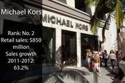 Michael Kors opened a store at The Florida Mall in the spring. Click here to read more.