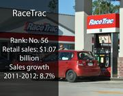 RaceTrac has nine Central Florida locations in the works, following two that opened late last year. Click here to read more.
