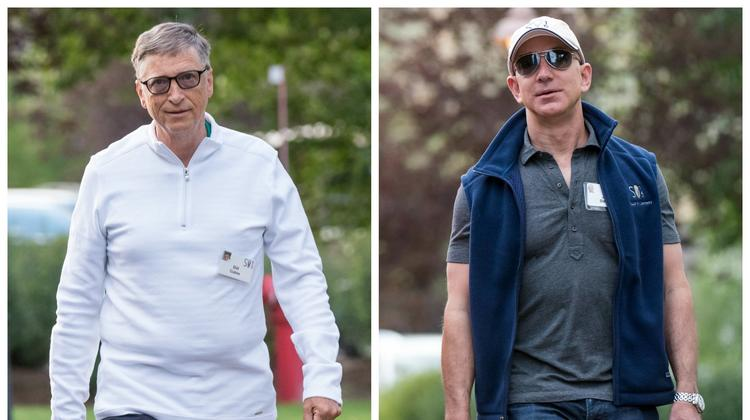 Bill Gates And Jeff Bezos Partner With Sloan Kettering New York