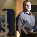 Electronically secure mobile phone case maker finds niche Latin America